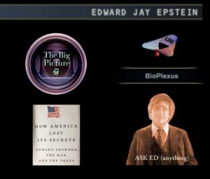 Fra Edward J. Epsteins hjemmeside http://edwardjayepstein.com/
